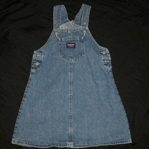 Size 6 OshKosh Overall Dress
